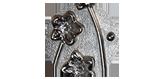 Kombinera silverplåt & silverlera
